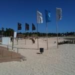 Playa Ramírez, mein erster und feierabend Strand, am nächsten vom Hotel