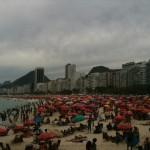 Copacabana, Überfüllt wie es den einen gefällt
